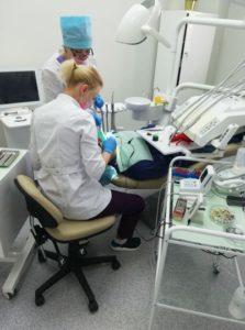 Фото Лечение зуба после пульпита